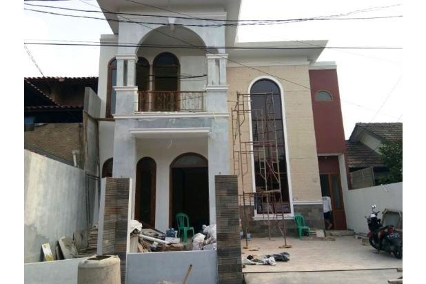 Rumah mewah 2 lantai dengan harga nego di pondok kelapa 15422547