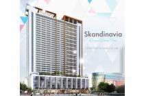 Apartement skandinavia Lokasi strategis Tangerang