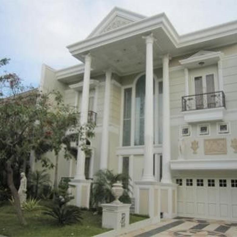 New Minimalis Rumah Mewah Full Furnish di Villa Bukit Regency