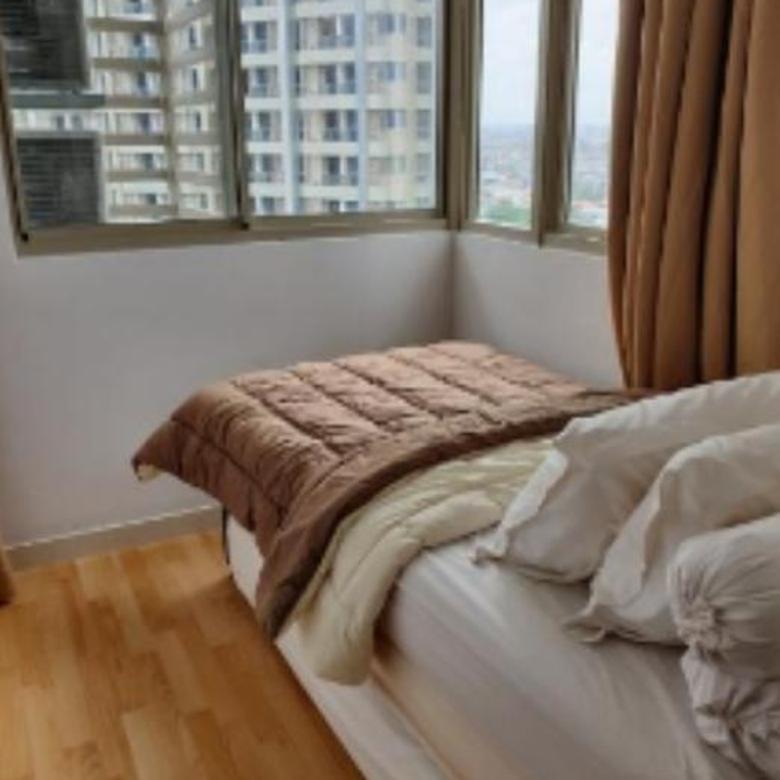 Apartemen Taman Anggrek Residene 2BR View City Full Furnished
