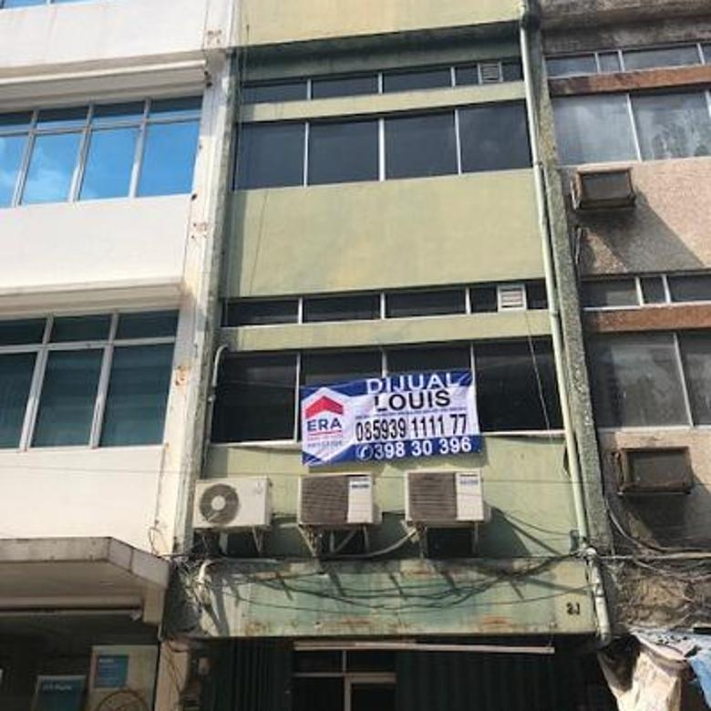 Ruko Hayam Wuruk (Komplek Rezeki)Jakarta Pusat