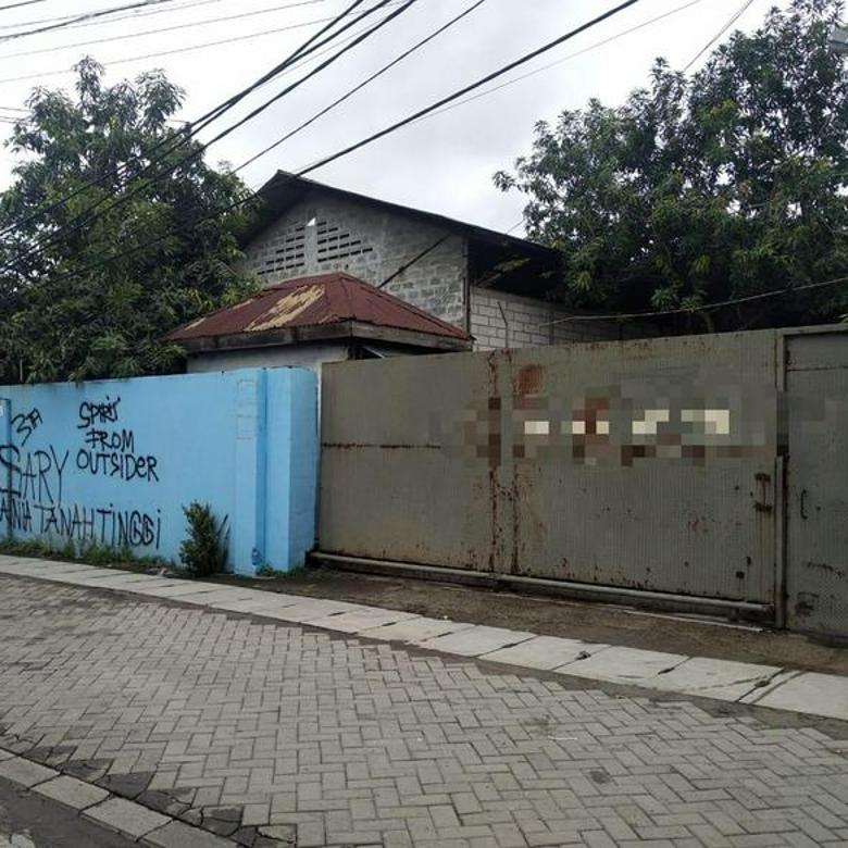 Ex Pabrik Plastik Daan Mogot Jakarta Barat