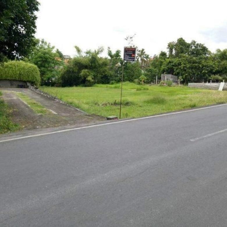 Tanah Jalan Utama Pangkung Sari Seminyak # Petitenget Batubelig Kayu Aya