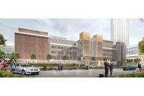Disewakan ruang kantor, luas mulai 200 m2, di Gedung GRHA NIAGA THAMRIN