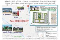 Mengamankan Keuangan dengan memiliki Rumah Kost Sanyland Karaw