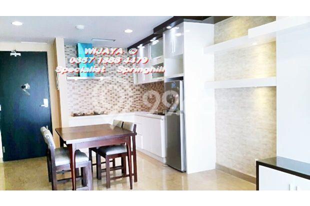DISEWAKAN Apartemen Springhill Kemayoran (79m2) 1 Br – Lantai Rendah 13377790