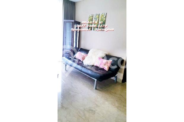DISEWAKAN Apartemen Springhill Kemayoran (79m2) 1 Br – Lantai Rendah 13377792
