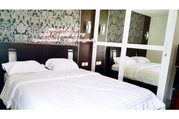 DISEWAKAN Apartemen Springhill Kemayoran (79m2) 1 Br – Lantai Rendah 13377788