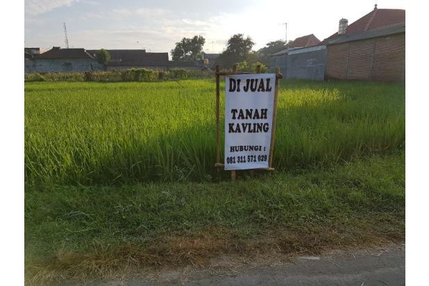Rp275jt Tanah Dijual