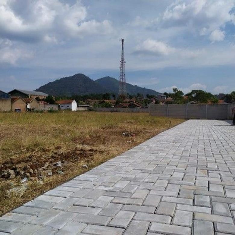 Tanah Kapling Bandung Tanjungsari View Bisa Angsur 12X Tanpa B