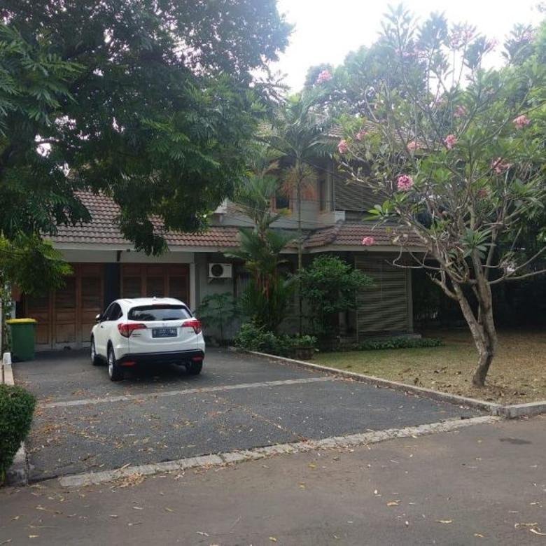 Dijual Rumah Mewah Nyaman di Pejaten Barat, Jakarta