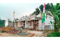 Rumah Syariah DP 10 jt , dekat St.Citayam
