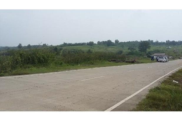Karawang Barat Tanah Industri Strategis, harga damai dekat Tol 7608380