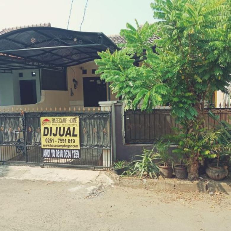 Rumah Siap Huni di Bukit Cimanggu City Type 60