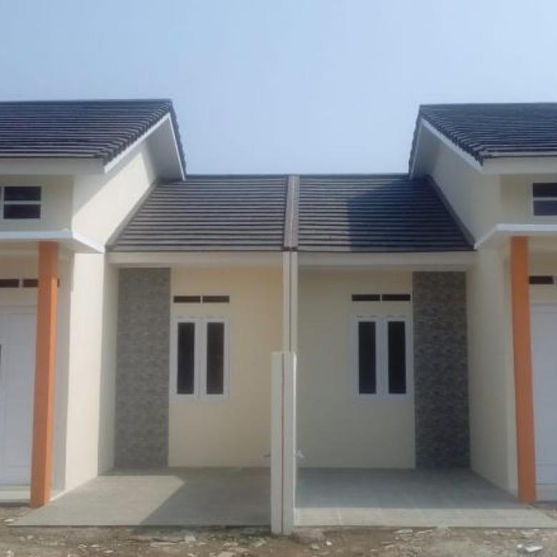 Rumah dijual 5 menit ke stasiun  di cluster juanda residence