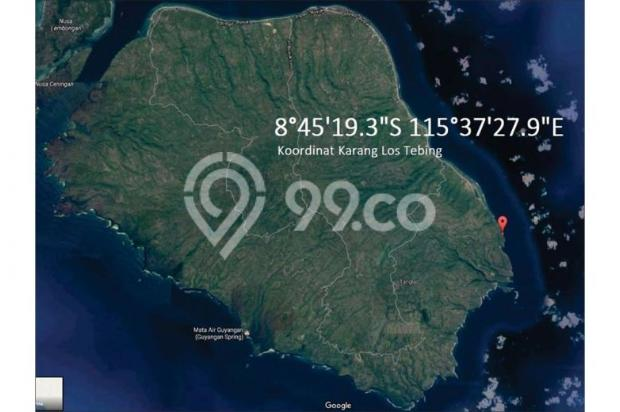 Kavling Nusa Penida Ocean View 10030071
