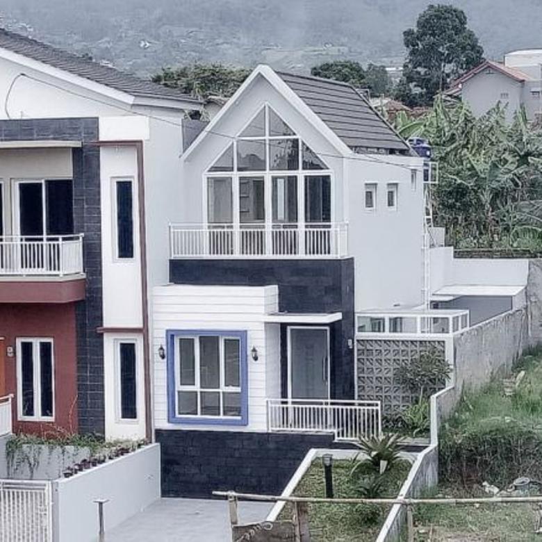 Rumah Ready Siap huni Lembang Bandung Dekat Ke Upi