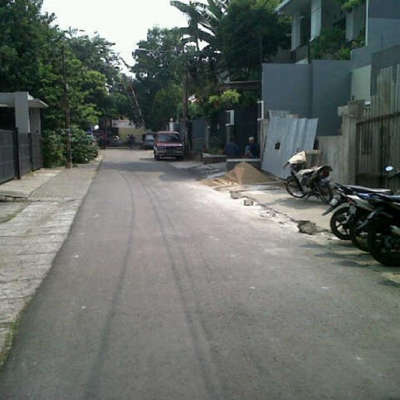 Dijual Tanah 221 Meter di Kebayoran Baru, Jakarta Selatan AG318
