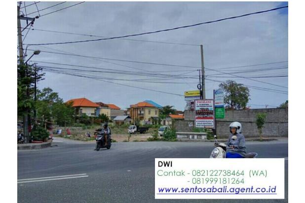 tanah di jalan utama mahendradata