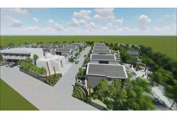 Cluster Umar Setu residence konsep Syariah 13872044