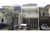 Rumah di Lebak Bulus, Dalam Kompleks, 2 BR, Full Furnished, LT 124 m2
