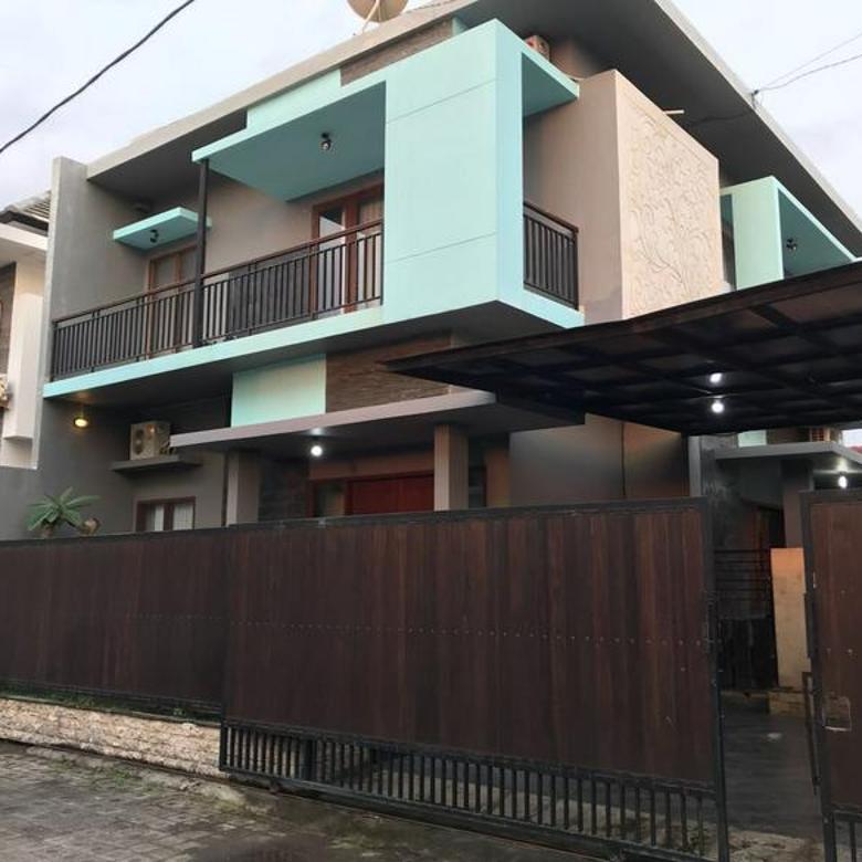 Dijual Rumah Minimalis Tukad Badung Renon Denpasar