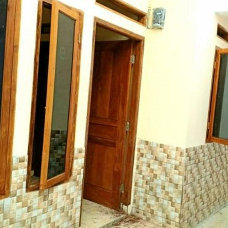 rumah mini cluster termurah pasir putih Sawangan bebas banjir ya