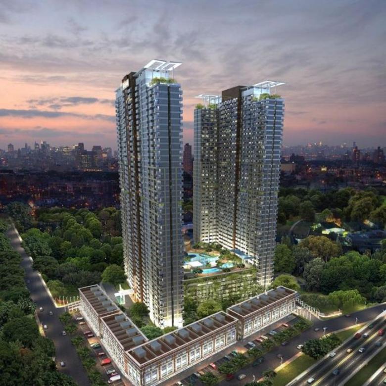Apartemen West Vista Condominium Tower Crest, Jl. Lingkar Luar Barat, Cengk
