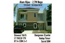 Alam Hijau Citraland Surabaya Barat Dekat Bukit Palma Sememi Sambikerep