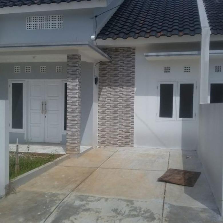 3 Rumah mungil dan minimalis di Villa Bogor Indah