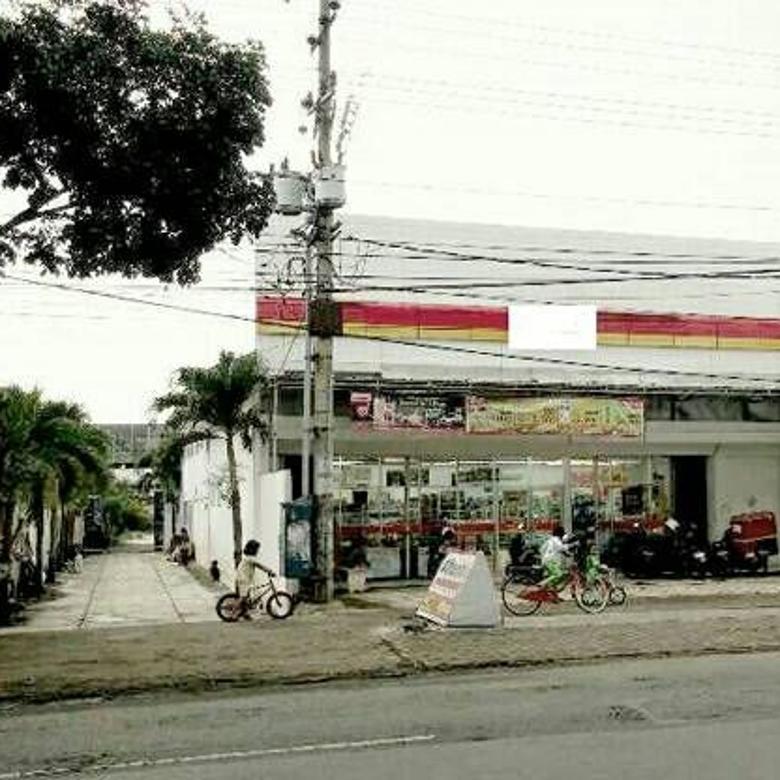 Gudang Rumah Toko Malang Kota LA Sucipto SHM Strategis