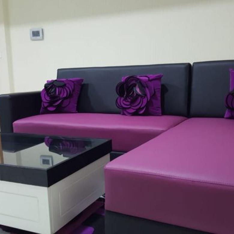 Apartemen The Mansion Kemayoran Fully Furnished Ukuran 85 m2