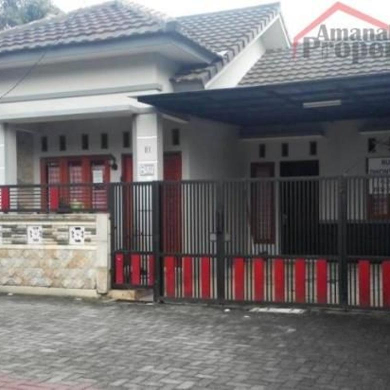 Dijual Rumah Cantik Lingkungan Nyaman di Munjul Jakarta