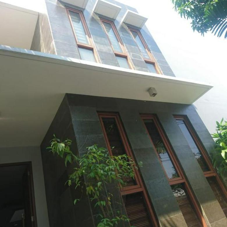 Rumah Di Kemang Lt-500m2 Lb-620m2 Kt-14 Km-7 Harga 16M