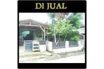 Dijual rumah luas 140m, lokasi strategis di Jl Cijerokaso Bandung