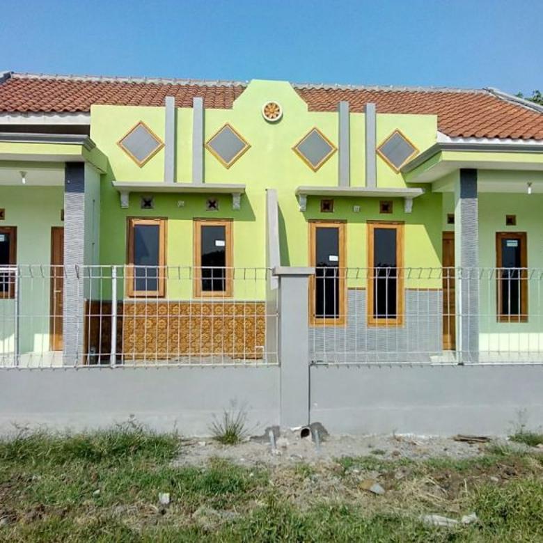 Rumah Baru 2 Unit Kadokan Sukoharjo
