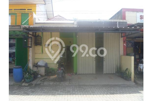 Dijual rumah tinggal dan ada ruang usahanya di BUMI ORANGE 18273811