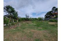 Tanah Cantik di lingkungan villa komplek