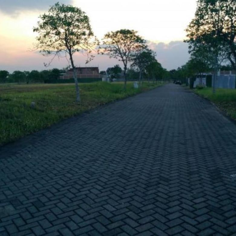 Dijual Tanah Lokasi Strategis di Citraland Waterfront Surabaya