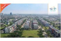 Dijual Tanah Di Tangerang Lokasi Startegis Boulevard Alam Sutra