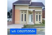 Rumah dijual lokasi kota dekat jalan raya dan sekolah di Malang