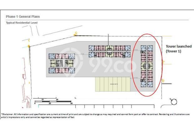 Dijual unit apartemen studio Citra Plaza Nagoya Batam 15037394