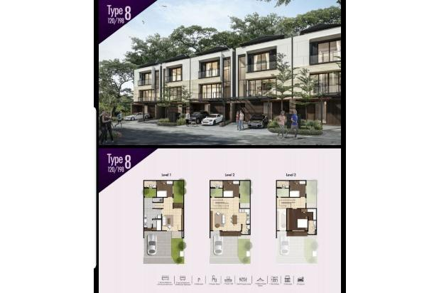rumah mewah smart home brand new di bsdcity 18273375