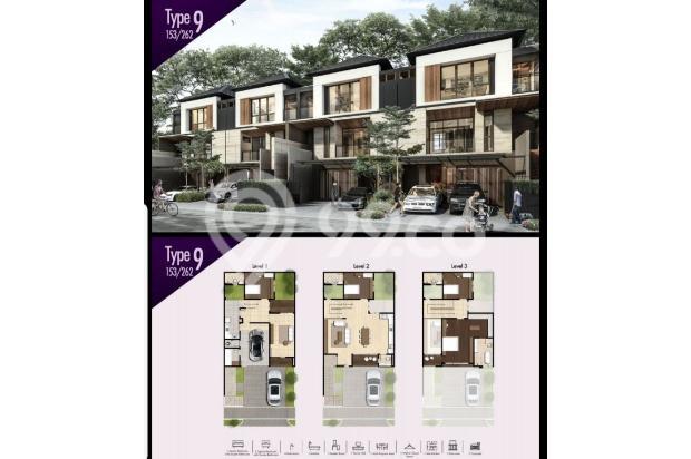 rumah mewah smart home brand new di bsdcity 18273376