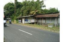 Tanah Luas 1200m Pinggir Jalan Aspal, Godean , Sleman
