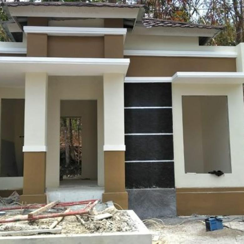 Rumah Baru dlm Perumahan Jalan Wates km 9 Dekat Sekolah Budi Mulia