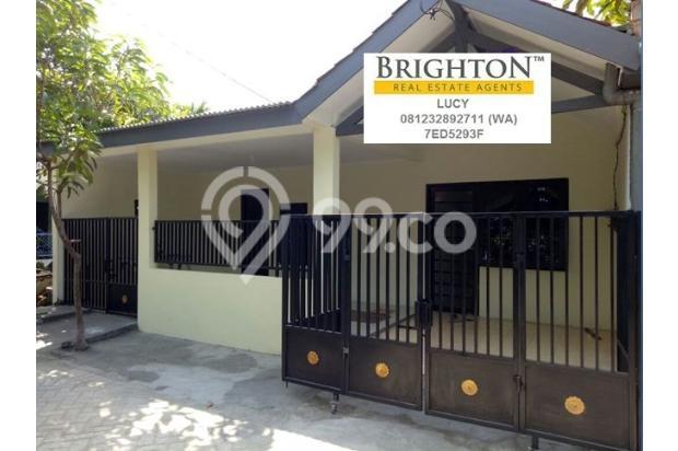 JUAL MURAH Rumah Pondok Benowo Indah Surabaya Barat 13426549