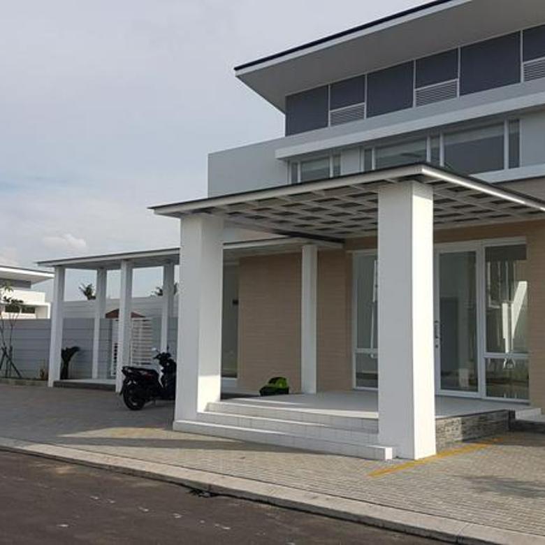 Rumah 2lt siap huni 7x15 105m2 Type 3KT Cluster Yarra JGC Jakarta Garden City Cakung