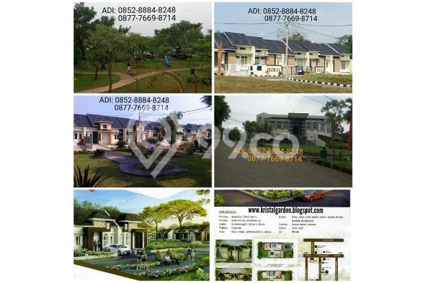 Rumah Free Biaya (kecuali biaya KPR) Dekat Tol & Stasiun K.A Cibinong 11700909