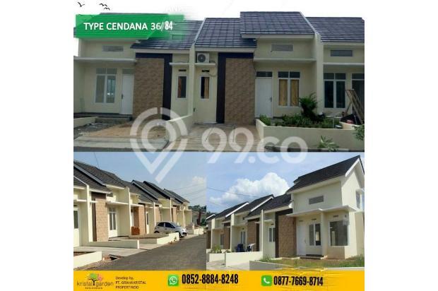 Rumah Free Biaya (kecuali biaya KPR) Dekat Tol & Stasiun K.A Cibinong 15493759